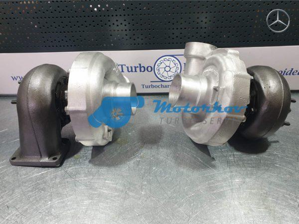 Broj turbokompresora: 5333-970-6000 OEM broj: 30963099 Proizvodjac motora: Mercedes-Benz