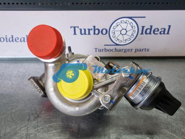 Turbokompresor za VW Crafter 2.5 TDI